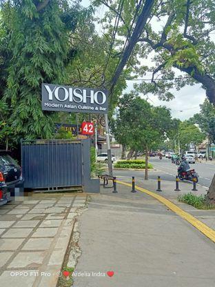 Foto review Yoisho oleh Ardelia I. Gunawan 6