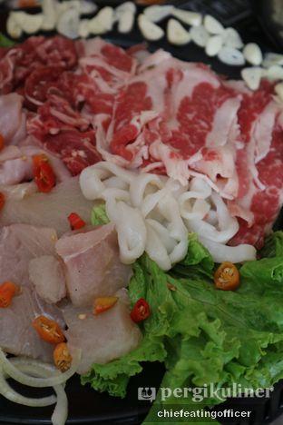 Foto 11 - Makanan di Wang-Gwan Shabu & Grill oleh Cubi