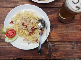 Foto 1 - Makanan(Spaghetti Carbonara) di Kisamaoen38 oleh Jen