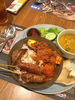 Foto 1 - Makanan di Sate Khas Senayan oleh @Itsjusterr