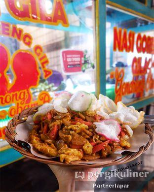 Foto - Makanan di Nasi Goreng Gila Gondrong Obama oleh partner lapar