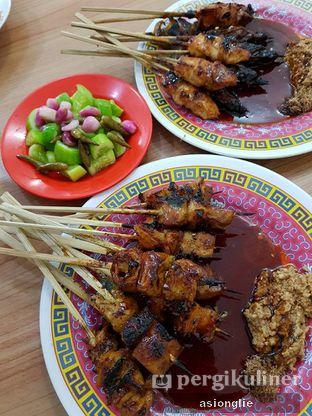 Foto 1 - Makanan di Sate Babi Ko Encung oleh Asiong Lie @makanajadah