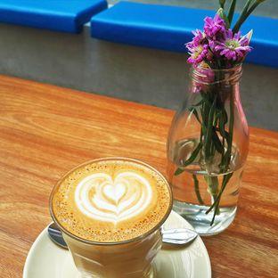 Menu populer Hot Latte