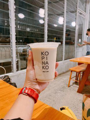 Foto 2 - Makanan(Capucino) di Kopi Nako oleh Tatan