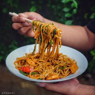 Foto 1 - Makanan di Mie Udang Singapore Mimi oleh Novi Ps