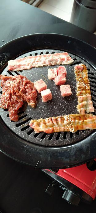 Foto 1 - Makanan di Pochajjang Korean BBQ oleh Go Febrina || IG: @goeonb