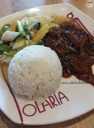 Foto 1 - Makanan(Nasi bistik sapi) di Solaria oleh Jenny (@cici.adek.kuliner)