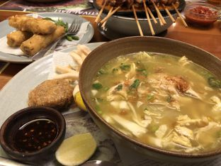 Foto 3 - Makanan di Sate & Seafood Senayan oleh Michael Wenadi