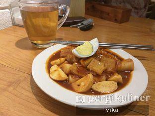 Foto 1 - Makanan di Chingu Korean Fan Cafe oleh raafika nurf