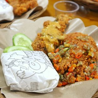 Foto - Makanan di Ayam Asix oleh kulinerjktmurah | yulianisa & tantri