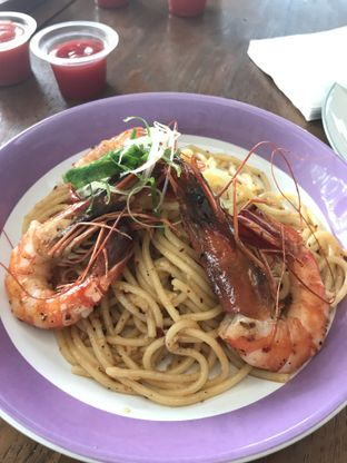 Foto 1 - Makanan di Six Degrees oleh Kami  Suka Makan