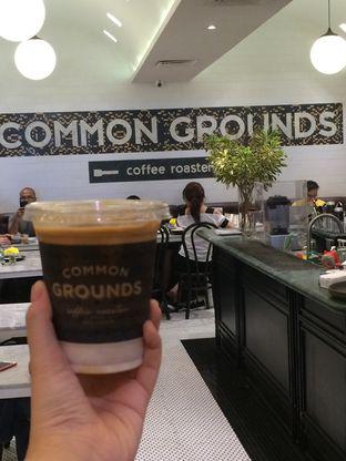 Foto 5 - Makanan(Iced Cafe Latte) di Common Grounds oleh Elvira Sutanto