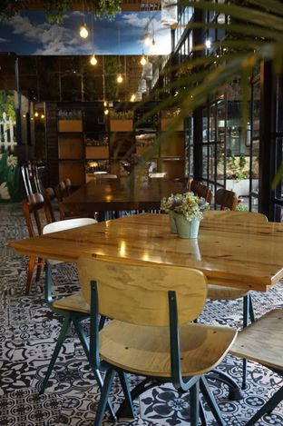 Foto 16 - Interior di ROOFPARK Cafe & Restaurant oleh yudistira ishak abrar