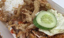 Ayam Geprek Wong Sugih