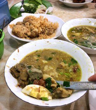 Foto - Makanan di Soto Madura Bpk H. Ngatidjo oleh Nanakoot
