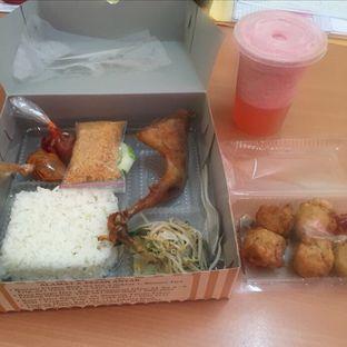 Foto - Makanan di Ayam Kremes Bu Tjondro oleh Prajna Mudita