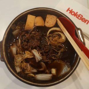 Foto - Makanan di HokBen (Hoka Hoka Bento) oleh Yustina Meranjasari