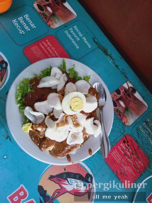 Foto review Gado - Gado Teuku Angkasa oleh Gregorius Bayu Aji Wibisono 1