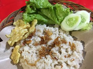 Foto review Nasi Uduk Ayam Goreng Kampung Melayu oleh Ira Anggraeni 3