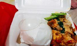 Ayam Geprek Beringas