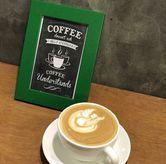 Foto Hazelnut Latte di 9 Cups Coffee