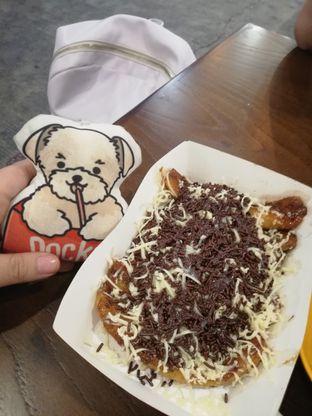 Foto 4 - Makanan(Pisang Bakar Coklat Keju) di Warung Wakaka oleh Pocky's Gourmets • @pockygurume