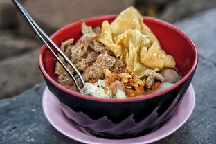 Foto 1 - Makanan(Cwie Mie Special) di Cwie Mie 87 oleh Fadhlur Rohman