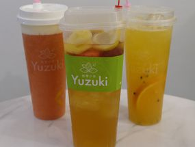 Foto Yuzuki Tea