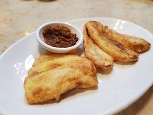 Foto 6 - Makanan(Pisang goreng + sambal) di Cia' Jo Manadonese Grill oleh foodstory_byme (IG: foodstory_byme)