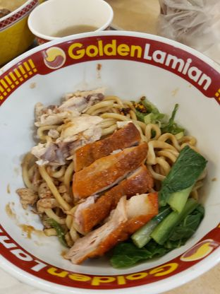 Foto review Golden Lamian oleh Agatha Maylie 2