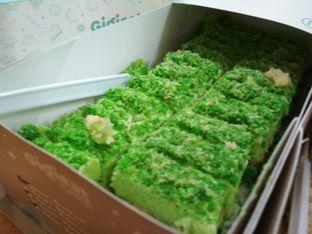 Foto 1 - Makanan(Pandan) di Gigieat Cake oleh T Fuji Hardianti