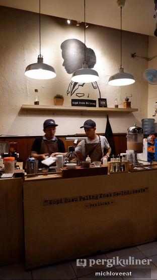 Foto 5 - Interior di Kopi Susu Bu Lurah oleh Mich Love Eat