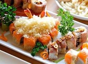 7 Jenis Sushi yang Wajib Diketahui Si Pecinta Sushi