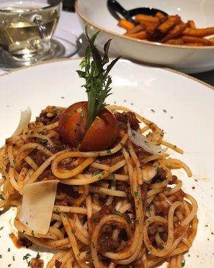 Foto 1 - Makanan(Spaghetti bolognese) di Amyrea Art & Kitchen oleh Claudia @grownnotborn.id