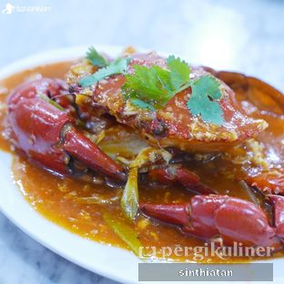Foto 2 - Makanan(Kepiting Saus Padang) di Pawon Seafood Mas Cahyo CO oleh Miss NomNom