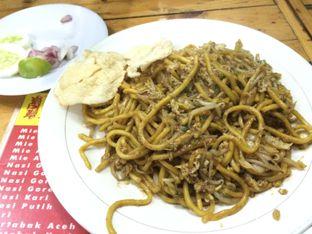 Foto 5 - Makanan(Mie Aceh Biasa (Goreng)) di Mie Aceh Bang Jaly oleh defita desty anggraini