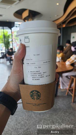 Foto review Starbucks Coffee oleh Audry Arifin @makanbarengodri 1