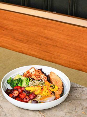 Foto Makanan di Grain Traders