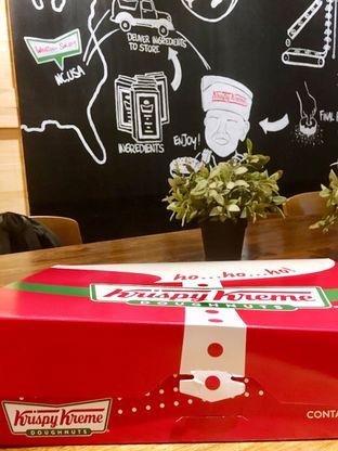 Foto 12 - Makanan di Krispy Kreme Cafe oleh Prido ZH