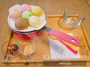 Foto 1 - Makanan di North Pole Cafe oleh Eki Ayu || @mainmakan