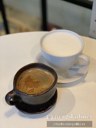 Foto 1 - Makanan(Hazelnut Milk) di The Lake House - Pesona Alam Sedayu Hotel oleh Cubi