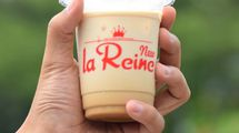 Kopi Susu, menu rekomendasi di New Lareine Coffee