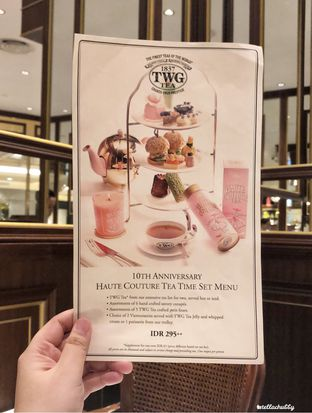 Foto 4 - Menu(sanitize(image.caption)) di TWG Tea Salon & Boutique oleh Stellachubby