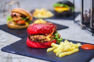 Foto review Dope Burger & Co. oleh Food Bender 2