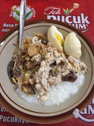 Foto 1 - Makanan di Bubur Ayam Pak H. Amid oleh Yohanacandra (@kulinerkapandiet)