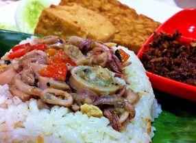 Nasi Bakar Enak se- Jakarta dan Tangerang