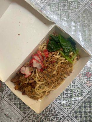 Foto 2 - Makanan di Bakmi Karet Asiu oleh Levina JV (IG : @levina_eat & @levinajv)