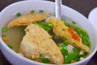 Foto 1 - Makanan di Bakmi Bangka Amin oleh perutkarets