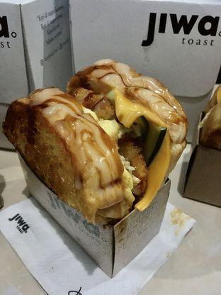 Foto review Jiwa Toast oleh Prido ZH 17