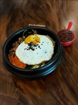 Foto 6 - Makanan(Bibimbap) di Mukbang Kitchen & Coffee oleh Alvin Johanes